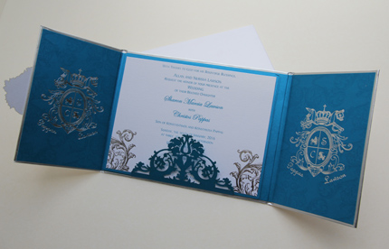 faire part bar mitzvah carte de luxe invitation boutique de faire part original sur paris. Black Bedroom Furniture Sets. Home Design Ideas
